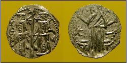 Bulgaria / Imperio bizantino (330-1453) Plata Ivan Alexander (1331 - 1371)