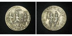 Compañía Británica de las Indias Orientales (1757-1858) Plata