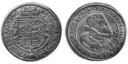 1/2 Thaler Holy Roman Empire (962-1806) Silver Rudolf II, Holy Roman Emperor (1552 - 1612)