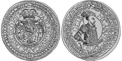 100 Ducat Principality of Transylvania (1571-1711) Gold
