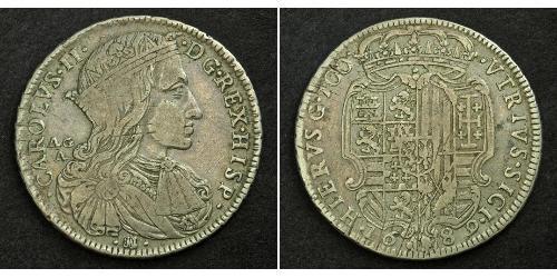100 Grana Italian city-states Silver