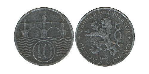10 Геллер Богемия Цинк