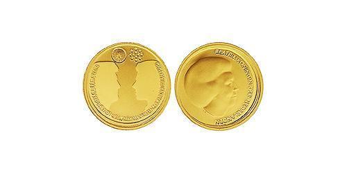 10 Евро Королевство Нидерланды (1815 - ) Золото
