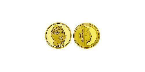 10 Евро Люксембург Золото