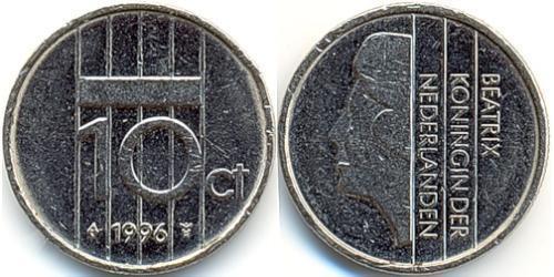 10 Стивер Королевство Нидерланды (1815 - )