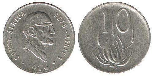 10 Цент Южно-Африканская Республика Никель