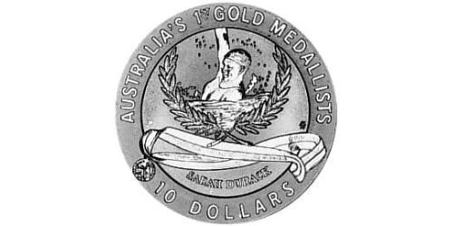 10 Dollar Australia (1939 - ) Gold
