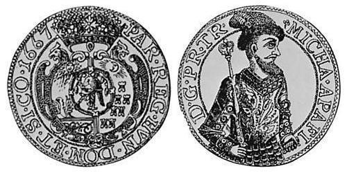 10 Ducat Principality of Transylvania (1571-1711) Gold