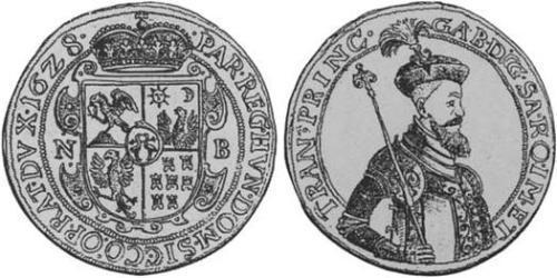10 Ducat Principality of Transylvania (1571-1711) Gold Gabriel Bethlen, prince of Transylvania (1580-1629)