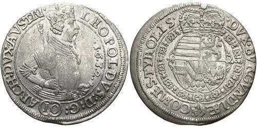 10 Kreuzer Austria  Silver