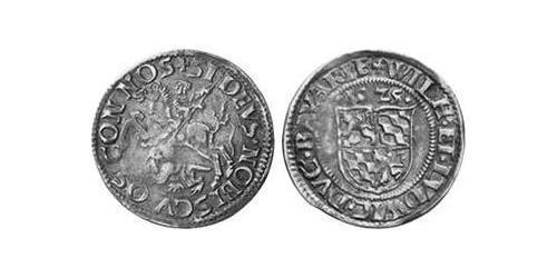 10 Kreuzer Duchy of Bavaria (907 - 1623) Silver