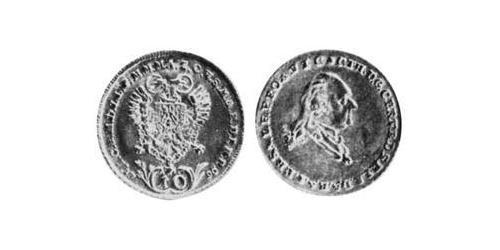 10 Kreuzer Electorate of Bavaria (1623 - 1806) Silver