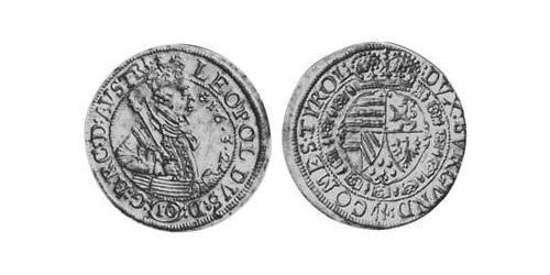 10 Kreuzer Holy Roman Empire (962-1806) Silver