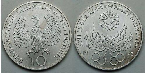 10 Mark West Germany (1949-1990)