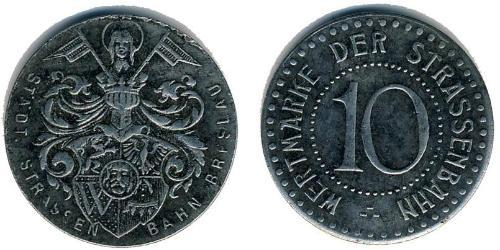 10 Pfennig Germania