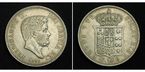 120 Grana Italian city-states Silver
