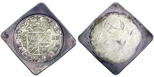 12.5 Stuiver Dutch Republic (1581 - 1795) Silver