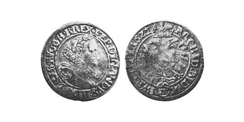 12 Kreuzer Holy Roman Empire (962-1806) Billon