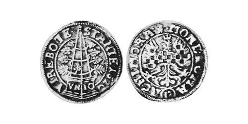 12 Kreuzer Holy Roman Empire (962-1806) Silver