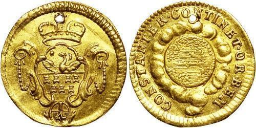 14 Ducat Principality of Transylvania (1571-1711) Gold