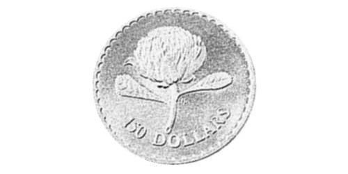 150 Dollar Australia (1939 - ) Gold Elizabeth II (1926-)