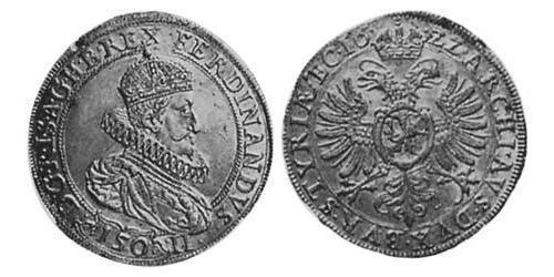 150 Kreuzer Holy Roman Empire (962-1806) Silver