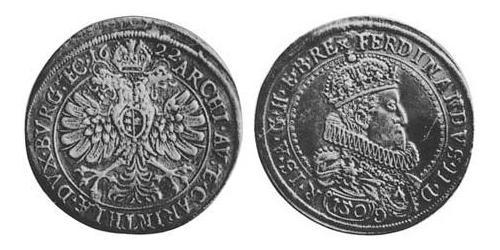 150 Kreuzer Holy Roman Empire (962-1806) Silver