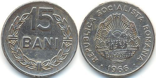 15 Бан Румыния Никель