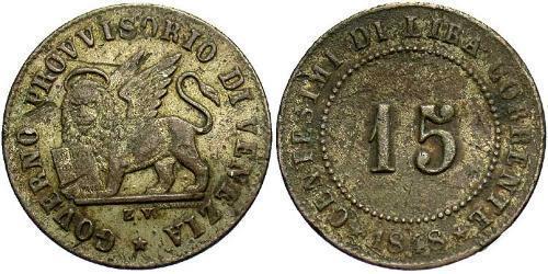 15 Centesimo Italy