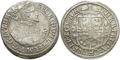 18 Grosh Germany Silver