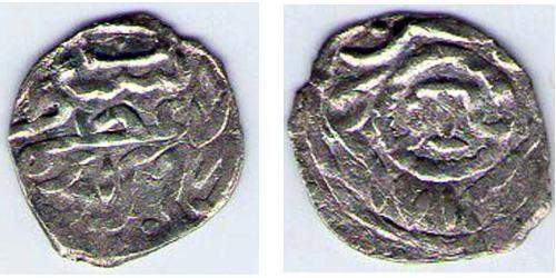 1 Акче Крымское ханство (1441 - 1783) Серебро