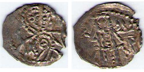 1 Грош Второе Болгарское царство (1185 - 1422) Серебро
