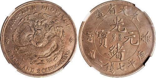 1 Доллар Китайская Народная Республика