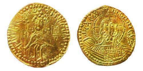 1 Златник Киевская Русь (862 - 1240) Золото Владимир Святославич (958 - 1015)