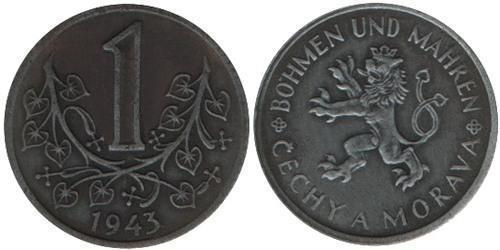 1 Крона Богемия Цинк