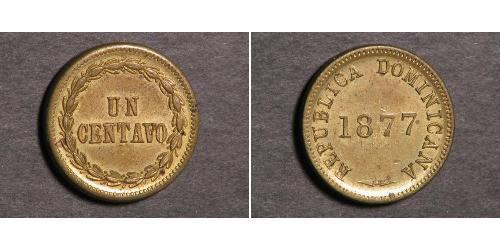 1 Сентаво Доминиканская Республика