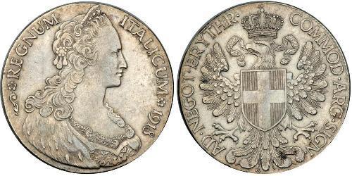 1 Талер Эритрея Серебро