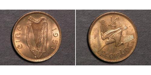 1 Фартинг Ирландия (1922 - )