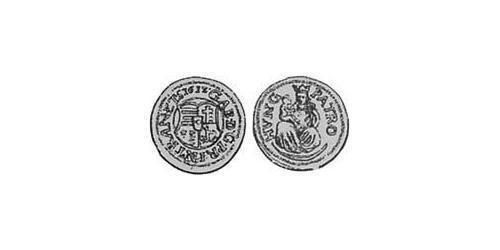 1/2 Ducat Principality of Transylvania (1571-1711) Gold
