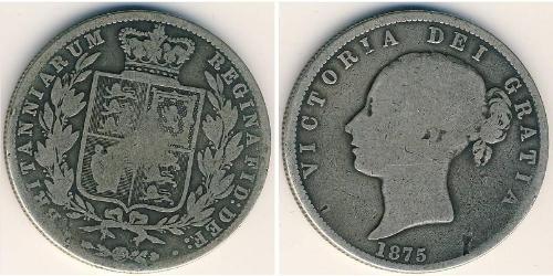1/2 Krone United Kingdom Silver