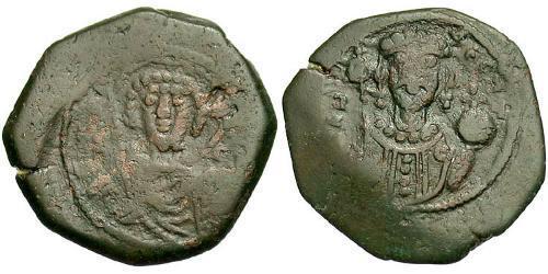 1/2 Tetarteron Byzantine Empire (330-1453) Bronze Manuel I Komnenos(1118-1180)