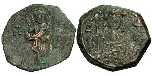 1/2 Tetarteron Byzantine Empire (330-1453) Bronze John II Comnenus (1087-1143)