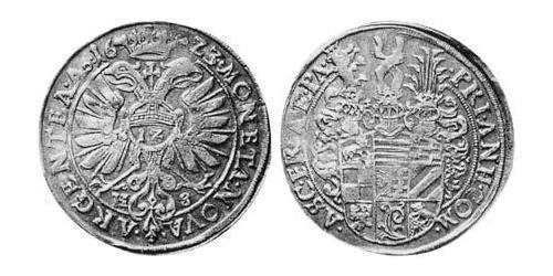 1/2 Thaler Principality of Anhalt (1212 - 1806) Silver