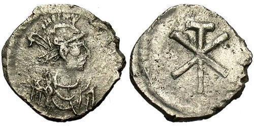 1/3 Siliqua Byzantine Empire (330-1453) Silver
