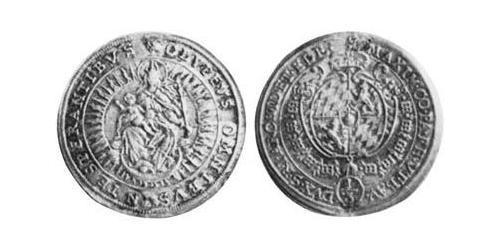 1/3 Thaler Electorate of Bavaria (1623 - 1806) Silver