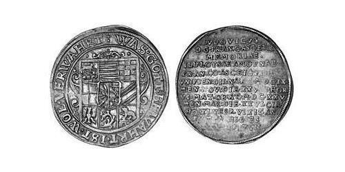 1/3 Thaler Principality of Anhalt-Köthen (1603 -1853) Silver