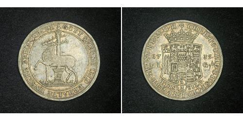 1/3 Thaler Germany / States of Germany Silver