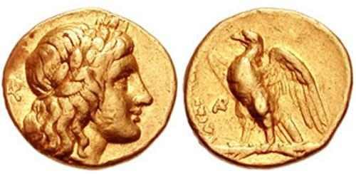 1/4 Stater Hellenic Republic (1974 - ) Gold