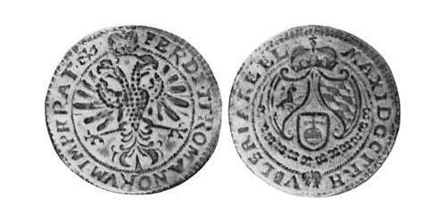 1/4 Thaler Electorate of Bavaria (1623 - 1806) Silver