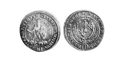 1/6 Thaler Electorate of Bavaria (1623 - 1806) Silver